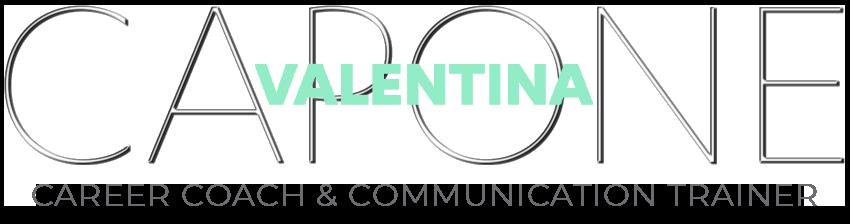 Valentina Capone – Career Coach e Communication Trainer